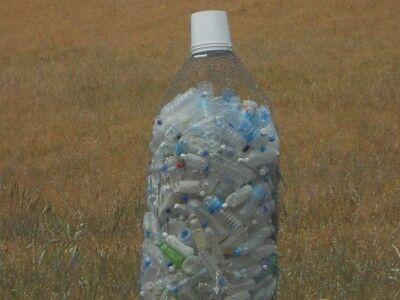 Plastic bottles found Point Reyes visitors center