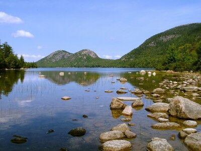 Acadia Jordan Pond