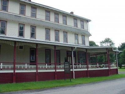 1889 clubhouse Johnstown Pennsylvania