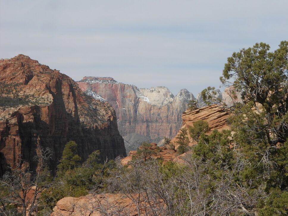 Canyon Overlook Trail Zion National Park – National Parks Blog | 2048 x 1536 jpeg 839kB