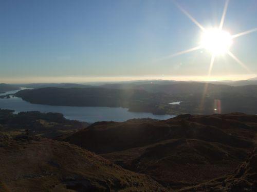 windermere lake district national park