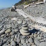 beach #1 rocks