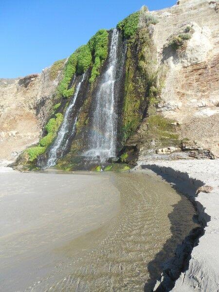 Alamere Falls Point Reyes