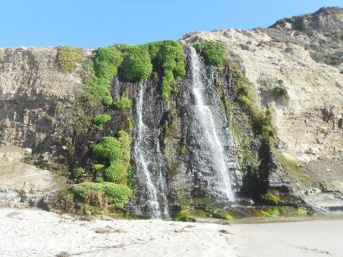 Alamere waterfall main falls